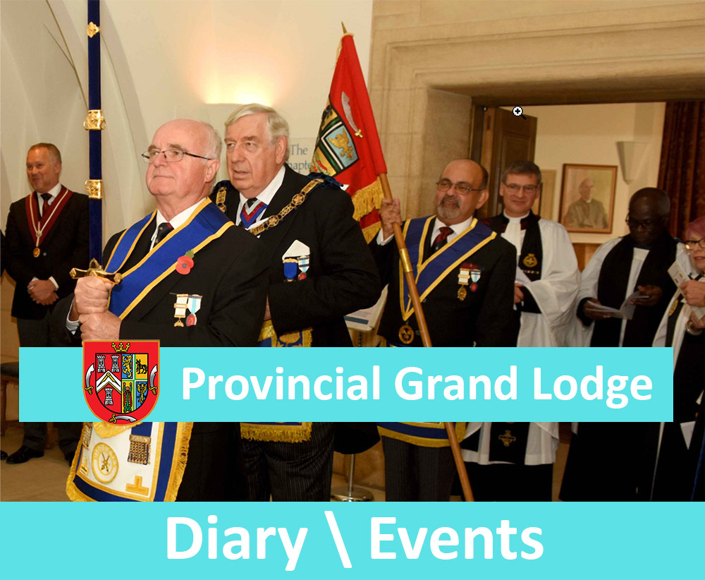 Diary and Events FP Badge Lodges